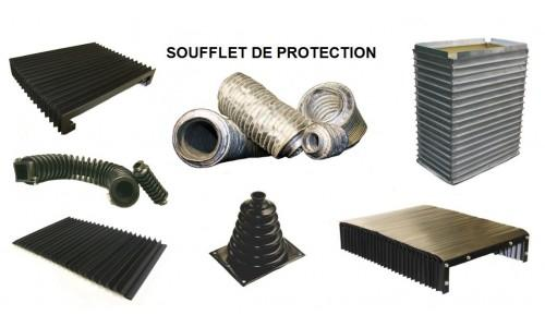 Gaines and bellows of protection souflet de protection