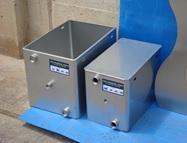Vaso di Espansione Aperto Inox (Compensatore di Dilatazione Termica) utilizzato negli impianti di riscaldamento a circuito aperto (impianti a caminetto)