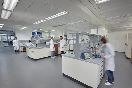 SCALA Laboreinrichtung