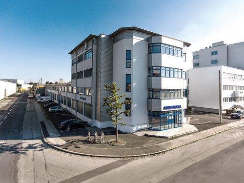 Schmachtl GmbH, Zentrale Linz