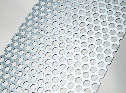 Perforated sheets can be used to benefit in many situations, e.g noise and weight reduction, air control, filtration, as a decorative finish or simply for anti-skid flooring.