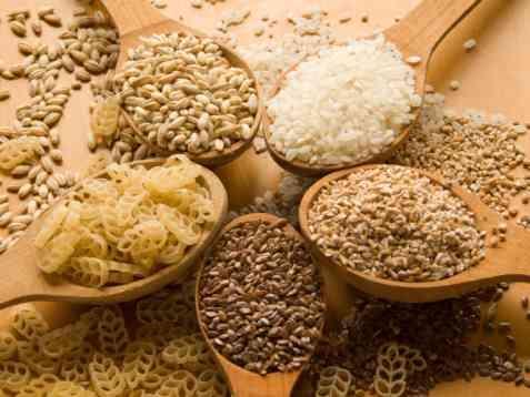 Lavorazione di cereali, legumi e semi speciali