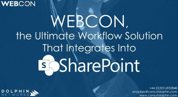 WEBCON process solution