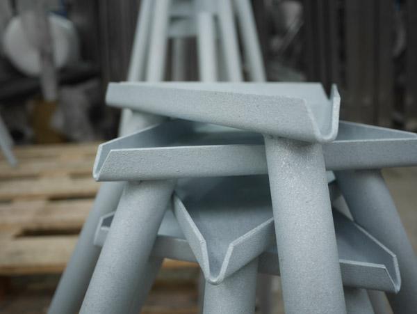 Stahlmöbel