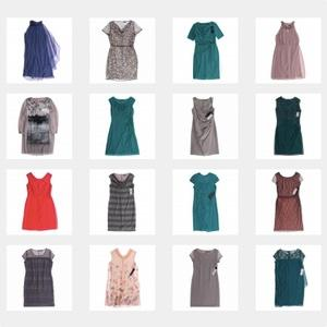 Up to 90% discounts on cocktail dresses from Germany!