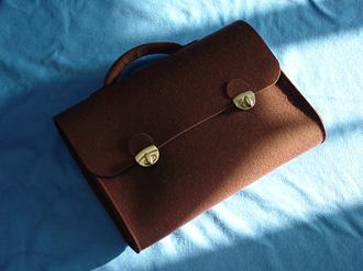 Tasche aus Filz