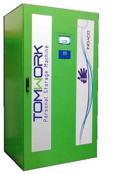 Distributore automatico dispositivi di protezione