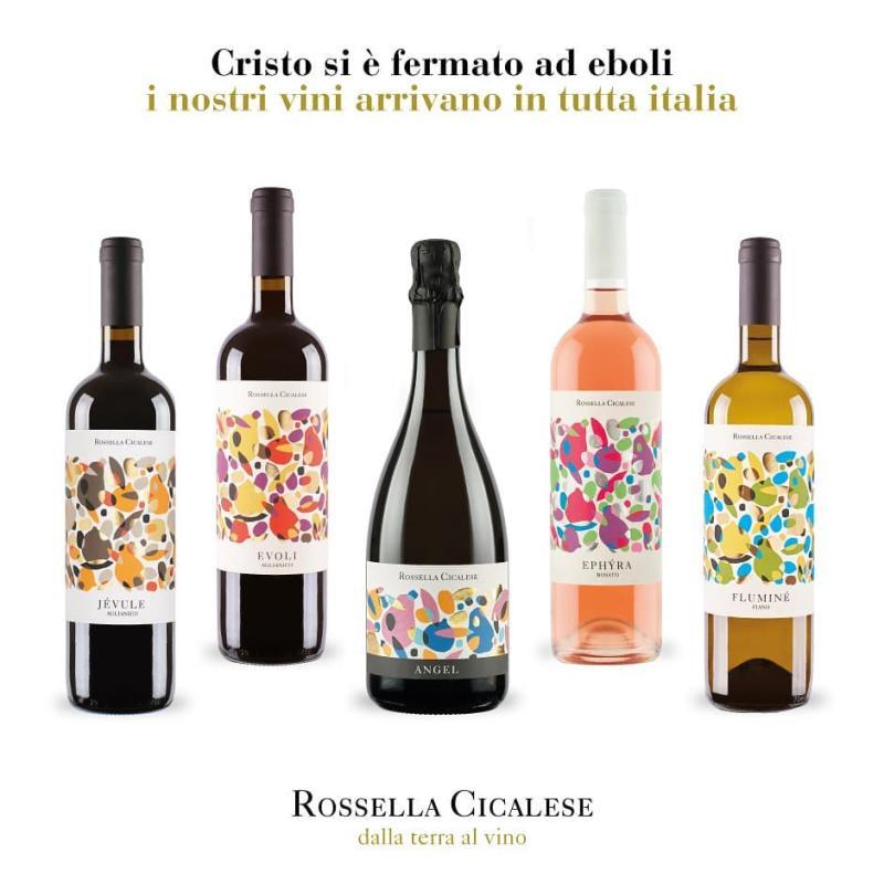 Rossella Cicalese cantina vini