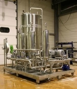 Wine filtration process