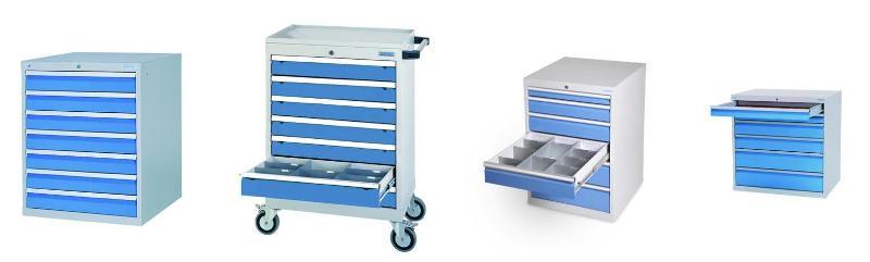 Workshop Drawer Cabinets