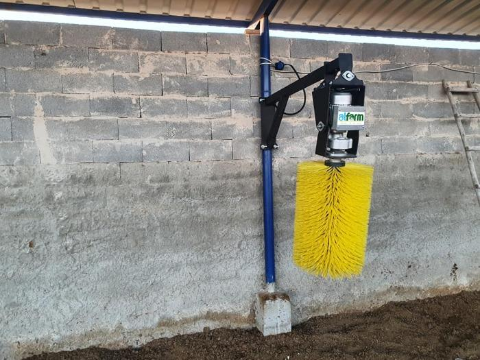 SCRATCH BRUSH FOR COWS & HORSES