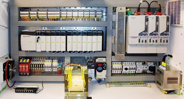 Manufacture of control equipment