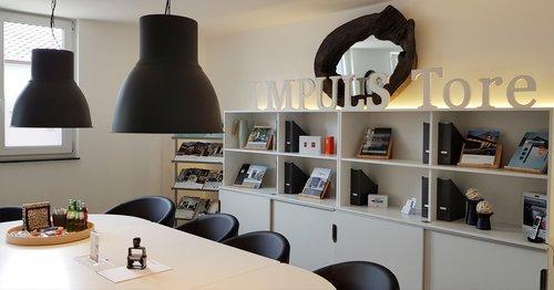 Besprechungsraum IMPULS-Tore GmbH