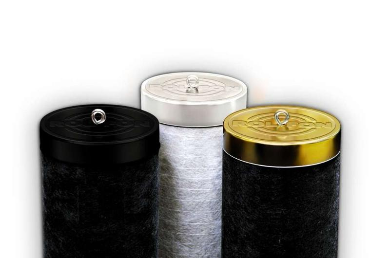ROLFON - innovative hybrid sound absorbing material