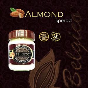BELGICO™ almond spreadable cream