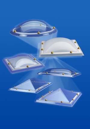 Chez VG Plastic's, découvrez une large gamme de coupole de toit
