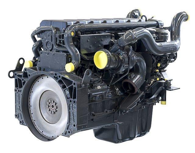 MAN D20 truck exchange engine