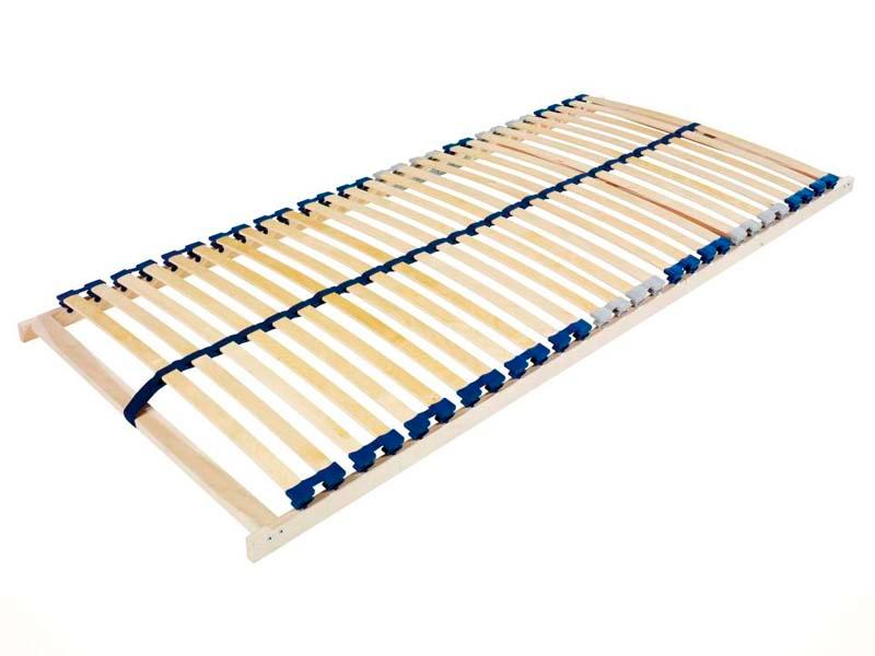 Orthopedic bed base SINGLE 1.3 with belt