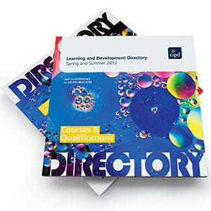 The CIPD Directory of training courses and qualifications