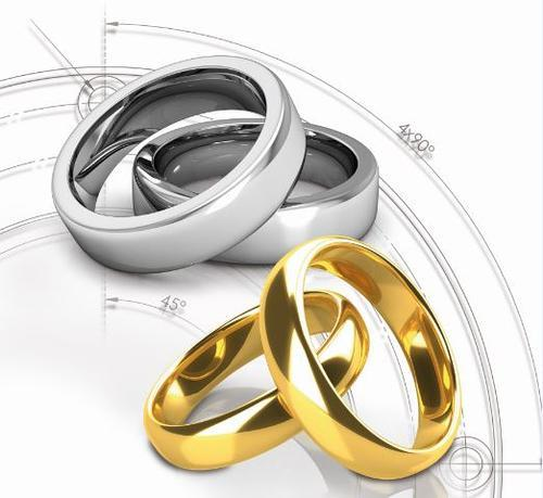 Manufacture of wedding rings