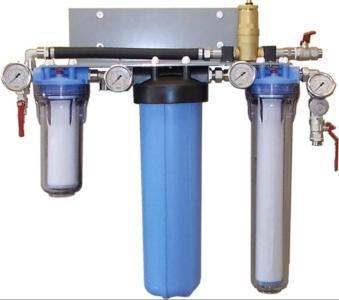 Wasseraufbereitung mit WodaCode4s