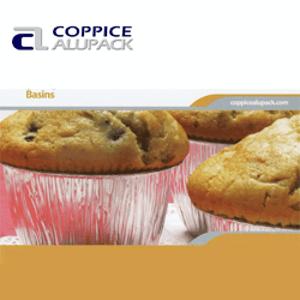 Foil containers - Basins