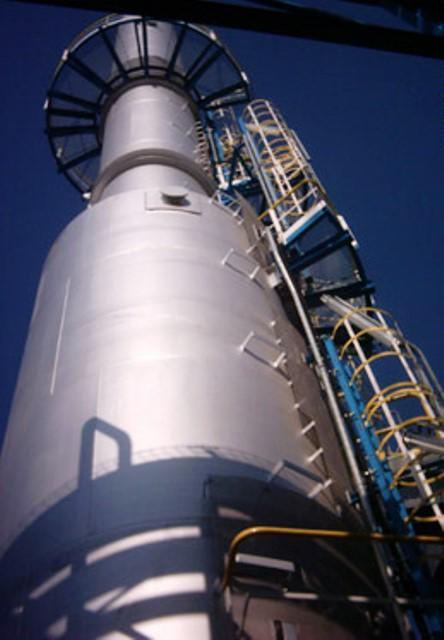 Vertical Incinerator
