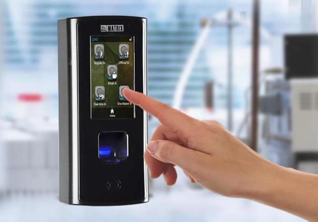 Multispectral Biometric Attendance System