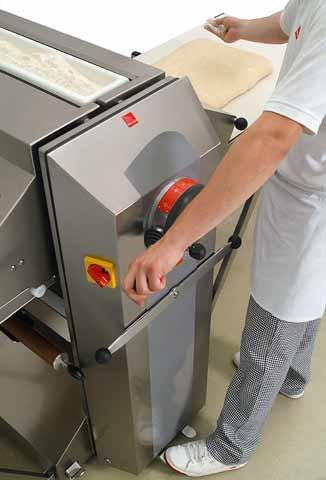 Pastry making machinery and equipment