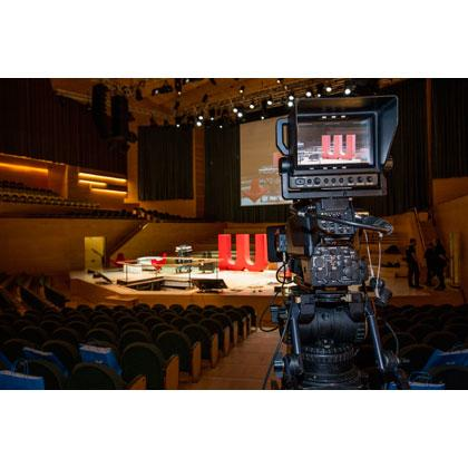 Audio y vídeo: material profesional