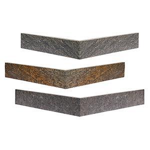 Usato come finitura complementare alle pavimentazioni esterne e alle scalinate