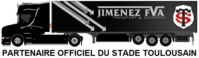 Scania Torpédo 2D Transports Jimenez FVA Stade Toulousain Scania T Scania Museau