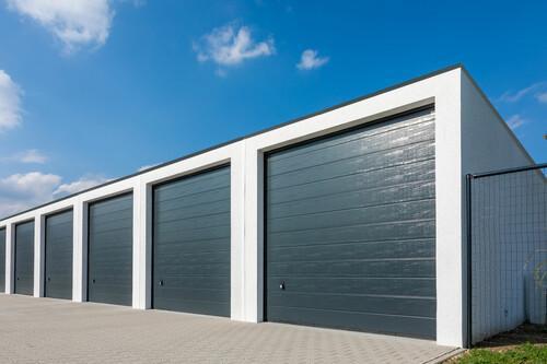 Garagenpark mit hochwertigen Garagen