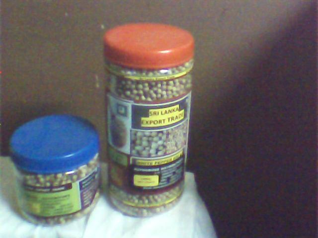 White Pepper Corns