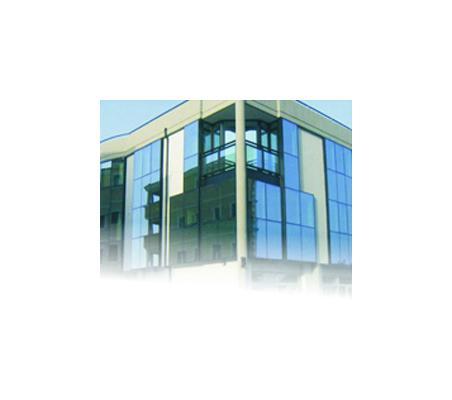 Facciate Ventilate con infissi in alluminio, o pvc costruite ad Olbia in Sardegna.
