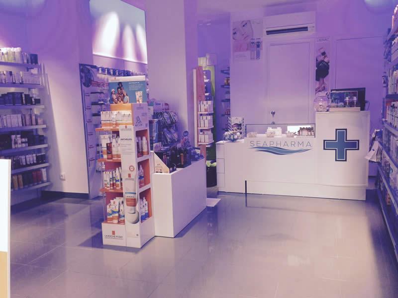 Compra en nuestra parafarmacia de Sitges las mejores marcas para el cuidado de la piel de la cara y cuerpo, champús y otros productos para el pelo de cosmética farmacéutica.
