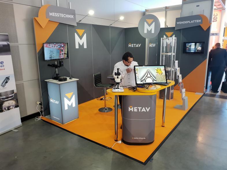 Metav Werkzeuge auf der AMB 2018