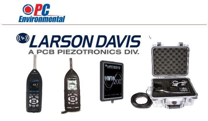 Noise and Vibration Products - Larson Davis