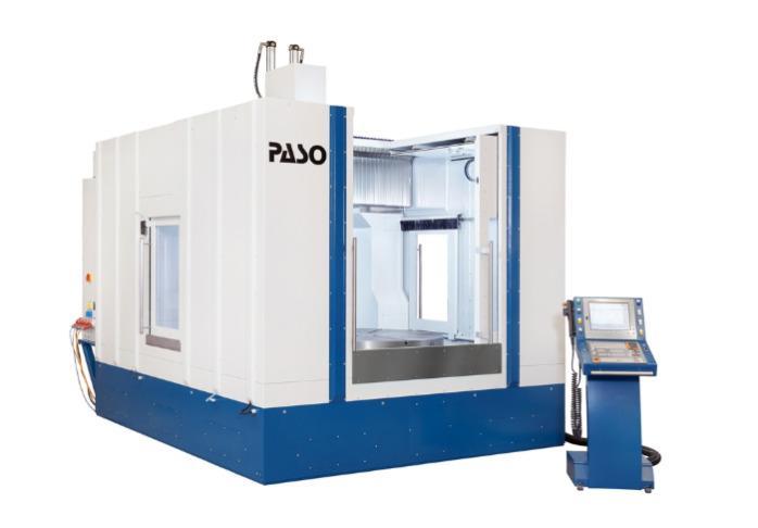 "CNC 5-Achs Fräsmaschine""Cube"""