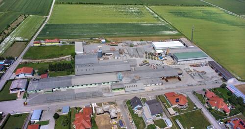 Firmensitz und Produktion 2013