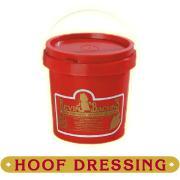 KEVIN BACON'S HOOF DRESSING est un onguent de laurier pour l'entretien et la protection des pieds du cheval