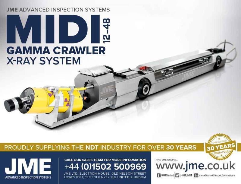 JME Gamma Pipeline Crawler