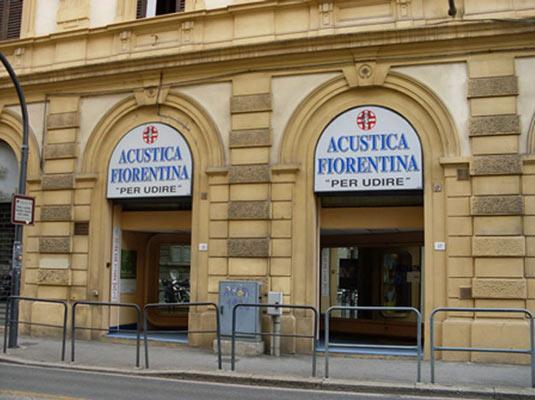 L'Acustica Fiorentina è stata fondata nel 1970 da Fosco Fal