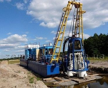 dredge mining cappeli