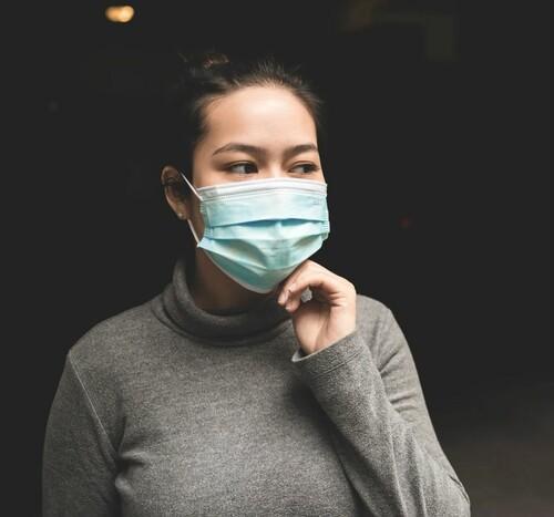 Einwegmasken OP-Masken FFP2 / KN95 Maske
