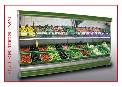 Greengrocery cabinet standard features
