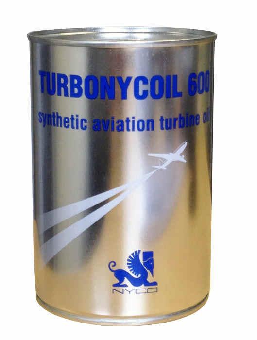 Turbonycoil 600, l'huile turbine standard de référence pour avions commerciaux et militaires