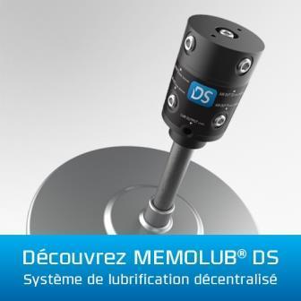 Un système révolutionnaire pour simplifier et réduire les coûts de maintenances, et diminuer la consommation de lubrifiants.