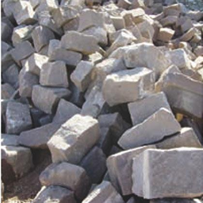 Extramisa piedras de cubierta piedra de siller a for Piedra de silleria