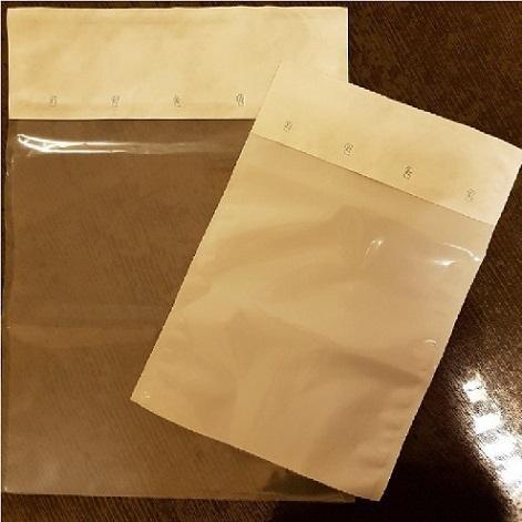 tyvek header bag-  made with DuPont™ Tyvek®